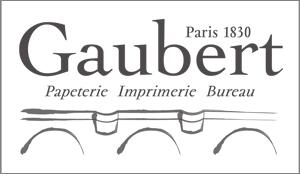 Gaubert, imprimerie papeterie