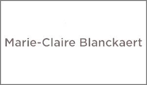Marie-Claire Blanckaert, journaliste en décoration d'intérieur