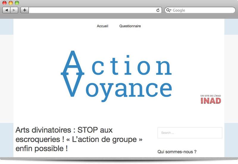 action-voyance